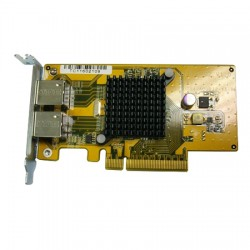 LAN-1G2T-D QNAP Dual-port Gigabit Network Expansion Card