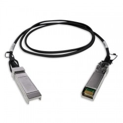 CAB-DAC15M-SFPP QNAP SFP+ 10GbE Twinaxial Direct Attach Cable, 1.5M, S/N and FW Update