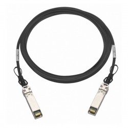 CAB-DAC30M-SFPP-DEC01 QNAP SFP+ 10GbE twinaxial direct attach cable 3.0M