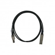 CAB-SAS05M-8644-8088 QNAP Mini SAS cable SFF-8644 to SFF-8088 0.5m
