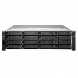 EJ1600-v2-US QNAP 16-Bay Rackmount High-performance Dual-Controller 12Gbps SAS RAID Expansion Enclosure