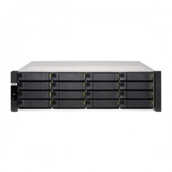 ES1686dc-2123IT-64G-US QNAP 16-Bay Rackmount NAS 2.2 GHz Intel Xeon D-2123IT 8-core 32GB ECC RAM - No HDD