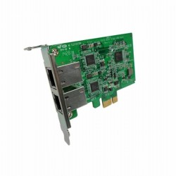 LAN-1G2T-I210 QNAP Dual-port 1GbE network expansion card