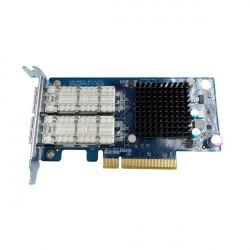 LAN-40G2SF-MLX QNAP QNAP Dual-port 40GbE QSFP+ network expansion card