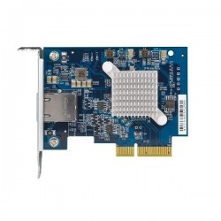 QXG-10G1T QNAP Single-port (10Gbase-T) 10GbE network expansion card