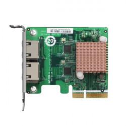 QXG-2G2T-I225 QNAP Dual Port 2.5GbE 4-Speed Network Card