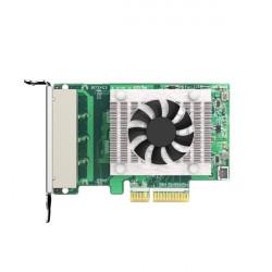 QXG-2G4T-I225 QNAP Quad Port 2.5GbE 4-Speed Network Card
