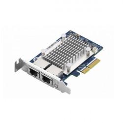 QXG-5G2T-111C QNAP Dual Port 5GbE Multi-Gig Expansion Card