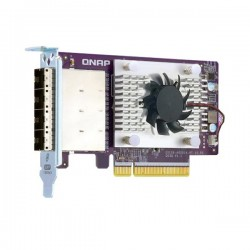 QXP-1600eS QNAP 4-Port MiniSAS HD Host Bus Adapter