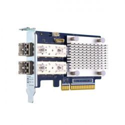 QXP-16G2FC QNAP 16Gb/s Fibre Channel Host Bus Adapter - Includes 2 Transceivers