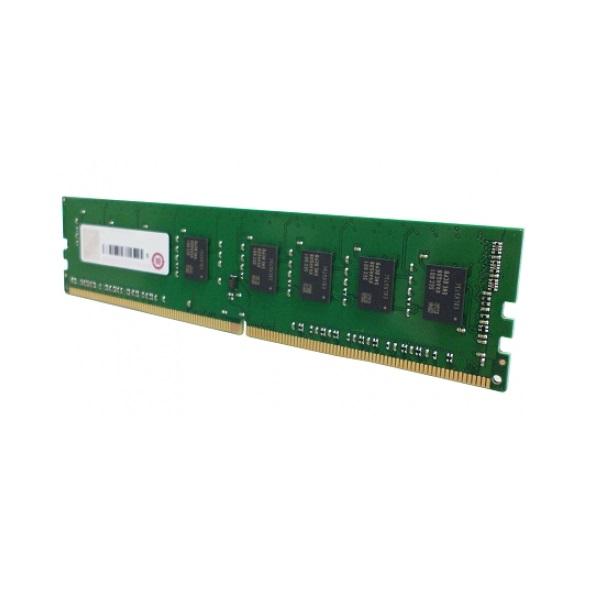 RAM-4GDR4ECP0-UD-2666 QNAP 4GB ECC DDR4 RAM, 2666 MHz, UDIMM