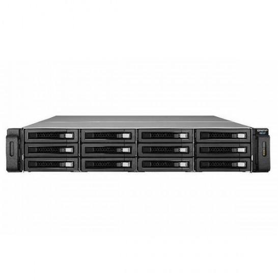 REXP-1220U-RP-US QNAP 12-Bay Rackmount 12Gbps SAS RAID Expansion Enclosure for QNAP NAS - No HDD