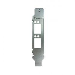 SP-BRACKET-10G-EMU QNAP Desktop and 1U NAS Bracket for Emulex Dual Port SFP+ 10GbE NIC