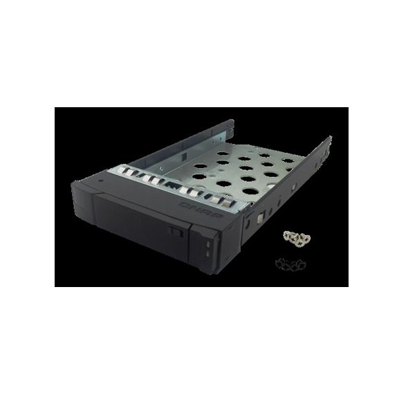 SP-SS-Tray-Black Qnap HDD Tray with Flat Head Machine Screw x16 for 2.5-Inch HDD