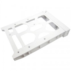SP-X20-TRAY QNAP HDD Tray Without Key Lock White Plastic