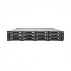 TES-1885U-D1521-16GR-US QNAP 12-Bay Rackmount NAS 2.4 GHz Intel Xeon Processor D-1521 16GB ECC RAM - No HDD