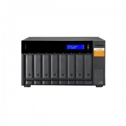 TL-D800C-US QNAP 8-Bay Desktop USB-C 3.1 Gen2 10Gbps JBOD Expansion Unit