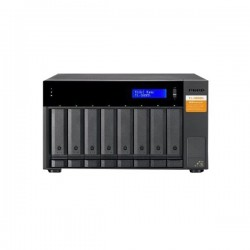 TL-D800S-US QNAP 8-Bay Desktop SATA JBOD Expansion Unit