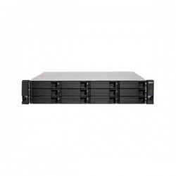 TL-R1200S-RP-US QNAP 12-Bay 2U Rackmount SATA JBOD Expansion Unit