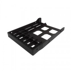 "TRAY-25-BLK01 QNAP 2.5"" HDD Tray with Key Lock and Two Keys - Black"