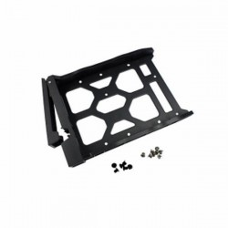 "TRAY-25-NK-BLK02 QNAP HDD Tray for 3.5"" and 2.5"" drives without key lock"