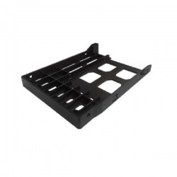 "TRAY-25-NK-BLK03 QNAP 2.5"" tray base for SSD on 3-bay NAS"
