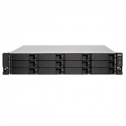 TS-1232XU-4G-US QNAP 12-Bay Rackmount NAS 1.7GHz Alpine AL-324 4GB RAM - No HDD