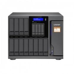 TS-1635AX-4G-US QNAP 16-Bay NAS 1.6GHz Marvell ARMADA 8040 Quad-core 4GB RAM - No HDD