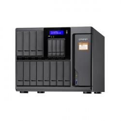 TS-1635AX-8G-US QNAP 16-Bay NAS 1.6GHz Marvell ARMADA 8040 Quad-core 8GB RAM - No HDD