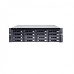 TS-1673U-RP-16G-US QNAP 16-Bay Rackmount NAS 2.1 GHZ AMD R-Series RX-421ND 16GB RAM - No HDD