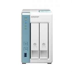 TS-231K-US QNAP 2-bay NAS 1.7GHz Annapurna Labs AL-214 4-core 1GB RAM - No HDD