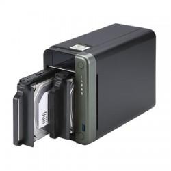 TS-253D-4G-US QNAP 2 Bay Desktop NAS 2GHz Intel Celeron J4125 Quad-Core 4GB RAM - No HDD