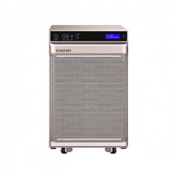 TS-2888X-W2175-256G-US QNAP 28-Bay NAS and iSCSI IP-SAN 2.5 GHz Intel Xeon Processor W-2175 14-core 256GB RAM - No HDD