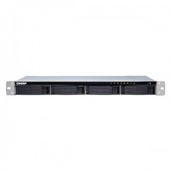 TS-431XeU-2G-US QNAP 4-Bay Rackmount NAS 1.7 GHz Alpine AL314 Quad Core 2GB RAM - No HDD