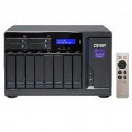TVS-1282-i5-16G-US QNAP 12-Bay Desktop NAS/iSCSI 3.6 GHz Intel Core i5-6500 16GB RAM - No HDD