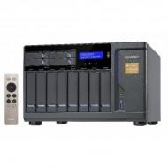 TVS-1282T-i5-16G-US QNAP 12-Bay Desktop DAS/NAS/iSCSI 3.6 GHZ Intel Core i5-6500 16GB RAM - No HDD