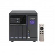 TVS-682-i3-8G-US QNAP 6-Bay Desktop NAS/iSCSI 3.7 GHz Intel Core i3-6100 8GB RAM - No HDD