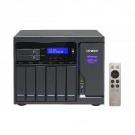 TVS-882-i3-8G-US QNAP 8-Bay NAS/iSCSI 3.7 GHZ Intel Core i3-6100 8GB RAM - No HDD