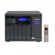 TVS-882-i5-16G-450W-US QNAP 8-Bay Desktop NAS/iSCSI 3.6 GHz Intel Core i5-6500 16GB RAM - No HDD