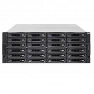 TVS-EC2480U-SAS-RP-16G-R2-US QNAP 24-Bay Rackmount NAS and iSCSI/ IP-SAN 3.5 GHZ Intel Xeon E3-1246 v3 16GB RAM - No HDD