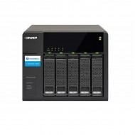 TX-500P-US QNAP 5-Bay Thunderbolt Storage Expansion Enclosure for Thunderbolt NAS - No HDD