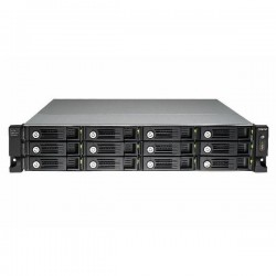 UX-1200U-RP-US QNAP 12-Bay Rackmount Economical RAID Expansion Enclosure for Turbo NAS - No HDD