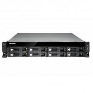 UX-800U-RP-US QNAP 8-Bay Rackmount Economical RAID Expansion Enclosure for Turbo NAS - No HDD