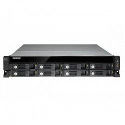 UX-800U-RP-US QNAP 8-Bay Rackmount Economical RAID Expansion Enclosure for Turbo NAS - No HDD