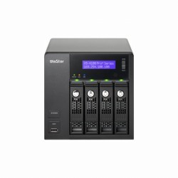 VS-4108-PRO+-US QNAP 8 Channel NVR 180FPS @ 1920x1080 4GB