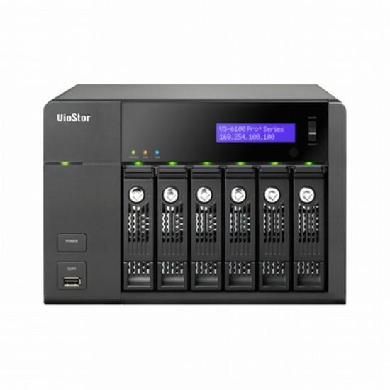VS-6120-PRO+-US QNAP 20 Channel NVR 180FPS @ 1920x1080 4GB