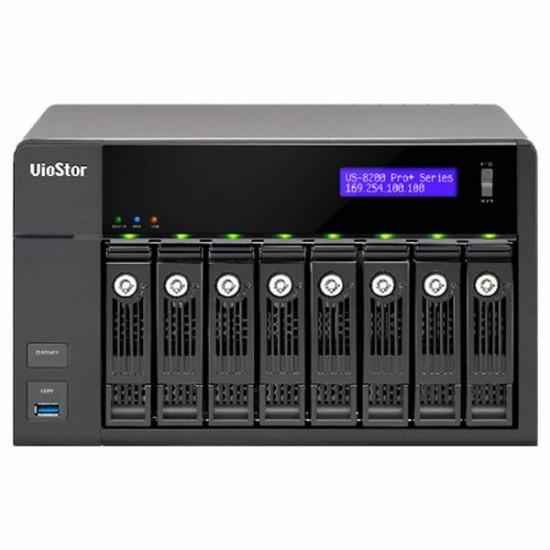 VS-8248-PRO+-US QNAP 48 Channel NVR 450Mbps Max Throughput - No HDD